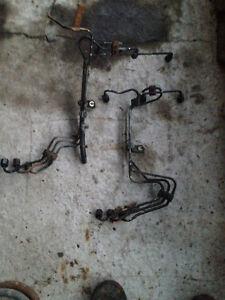 Ligne a fuel pour 12 valves Cummins