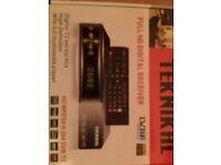 Brand new teknikal full hd digital receiver