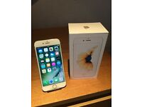 APPLE IPHONE 6S GOLD EE NETWORK MASSIVE 64GB!