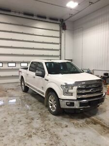 2015 f150 Kingranch EcoBoost