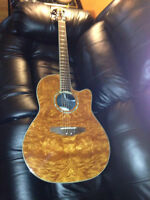 Ovation Guitar for sale!