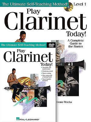 Woodwinds Beginner Clarinet
