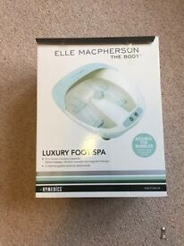 Elle McPherson Luxary foot spa