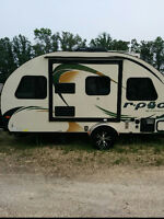 FOREST RIVER Rpod177-Used one weekend-Must now sell!!!