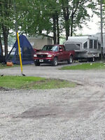 CAMPING KIT-Tente roulotte avec Ford Freestar2004