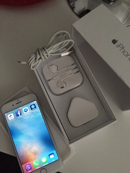 IPHONE 6 GOOD CONDITION,UNLOCKEDin Newcastle, Tyne and WearGumtree - IPHONE 6 GOOD CONDITION,UNLOCKED 16 GB SILVER/WHITE BOXED WITH CHARGER CAN DELIVER PRICE £240