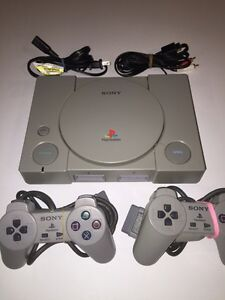 Ps1 console 2 controllers