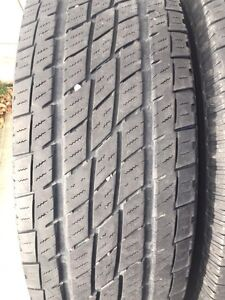 Toyo Open Country H/T Tires. 265/70 R18