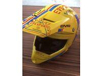 Moto helmet, boots, armour, goggles,quad
