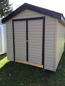 Shed 12 x 8 - sided and window