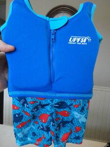 "UPF 50 ""Resist The Rays"" Toddler Life Jacket Bathing Suit - NEW Kitchener / Waterloo Kitchener Area image 1"