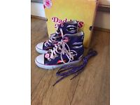 Daddy's money Women high top trainers size 3