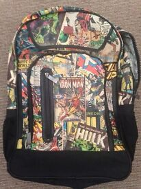Marvel Comics Retro Backpack