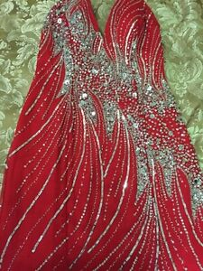 Gorgeous stunning Tiffany party dress size 08 London Ontario image 4