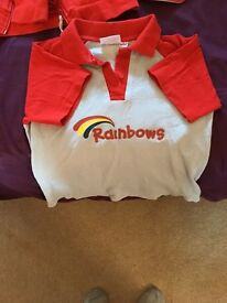 Rainbow uniforms