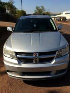 Dodge Journey 7 Seater NT Rego and RWC