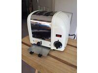 Dualit Cream Enamel Toaster