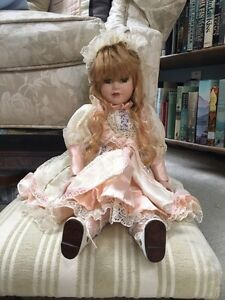 Beautiful Porcelain Dolls  Downtown-West End Greater Vancouver Area image 5
