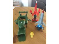 Thunderbirds Are Go 4 Vehicle Set