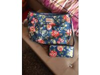 Genuine Cath kidston handbag and purse