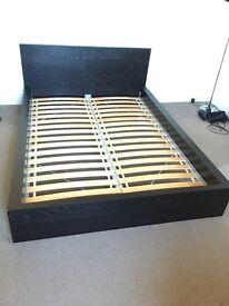 IKEA Double Bed MALM