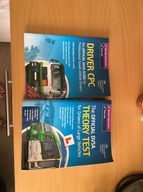 HGV learner books