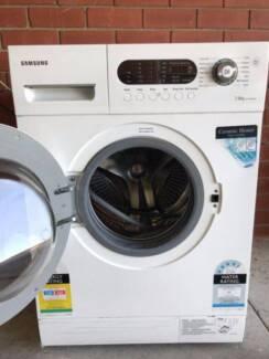Samsung front door 7KG washing machine
