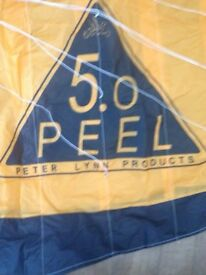 Peter lynn stunt / board / go kart kite