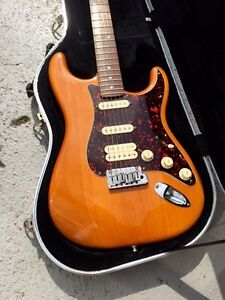 Fender Stratocaster American Deluxe HSS USA
