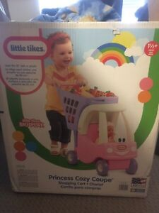 Princess Cozy Coupe