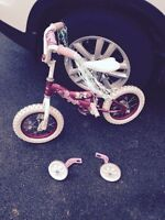 Princess Bike 12 inch