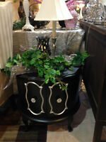 FRENCH PROVINCIAL END TABLES