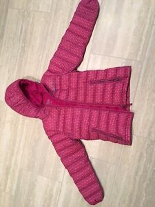 Girls size 10-12 spring/fall coat