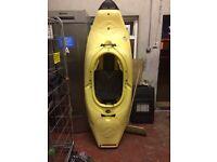 Wavesport transformer kayak