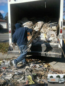 Want low rate junk removal? 647-340-3333