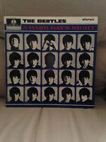 Vinyle Album Beatles Hard day's night