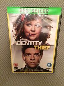 Identity Thief Brand New DVD (Still Sealed)