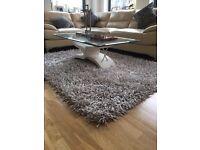 Shaggy rug from Sofology