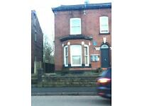 Studio flat in Bradford Road, Bolton, BL2