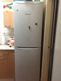 washer and fridge freezer