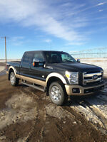 2012 Ford F-250 King Ranch 4X4 Crew Cab
