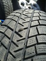 Michelin Latitude Alpin Winter Tires 225/70/16