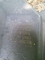Bac à compost / Compost Bin
