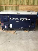 generatrice diesel kubota