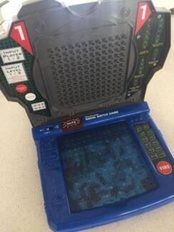 Electronic Battleships Game