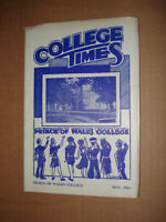 Prince of Wales College Times - May, 1944