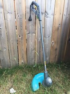 Electric grass cutter for $30