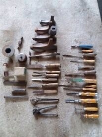 Cobblers tools equipment