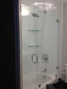 Frameless Shower Glass Doors Enclosures bathtubs - Mirrors etc. Cambridge Kitchener Area image 8