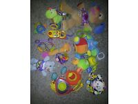 Pram toys and more